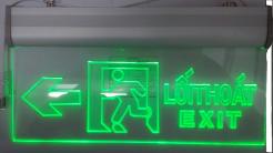 Đèn exit thoát hiểm khẩn cấp KENTOM